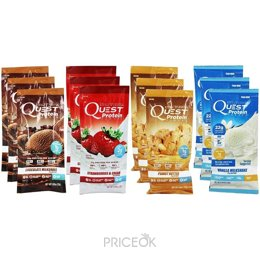 Фото Quest Nutrition Quest Protein Packet 30 g