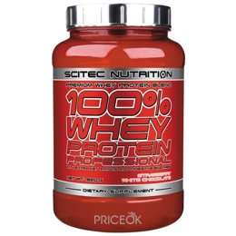 Протеин Scitec Nutrition 100% Whey Protein Professional 920 g