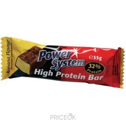 Фото Power System High Protein Bar 35 g