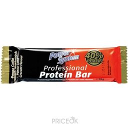 Фото Power System Protein Bar Professional 70 g