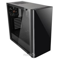 Фото Thermaltake View 21 Tempered Glass Edition (CA-1I3-00M1WN-00)