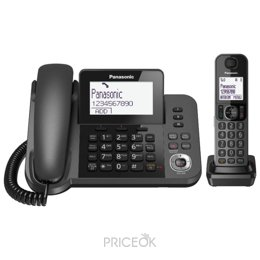 Фото Panasonic KX-TGF320