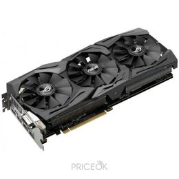 Фото ASUS GeForce GTX 1060 STRIX GAMING OC 6Gb (STRIX-GTX1060-O6G-GAMING)