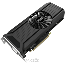 Видеокарту Palit GeForce GTX 1060 StormX 3Gb (NE51060015F9-1061F)
