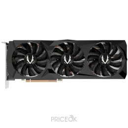 Видеокарту Zotac GeForce RTX 2080 AMP 8GB (ZT-T20800D-10P)