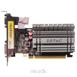 Видеокарту Zotac GeForce GT 730 2GB Zone Edition (ZT-71113-20L)