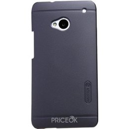 Фото Nillkin Super Frosted Shield for HTC One M7 (Black)