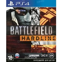 Фото Battlefield Hardline (PS4)