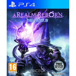 Игру для приставок Final Fantasy XIV A Realm Reborn (PS4)