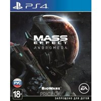 Фото Mass Effect Andromeda (PS4)