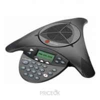 Фото Polycom SoundStation 2 (с дисплеем) (2200-16000-122)